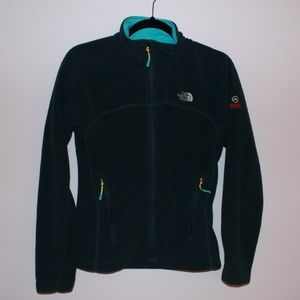 Woman's North Face Fleece Zip Up Size Small NWOT